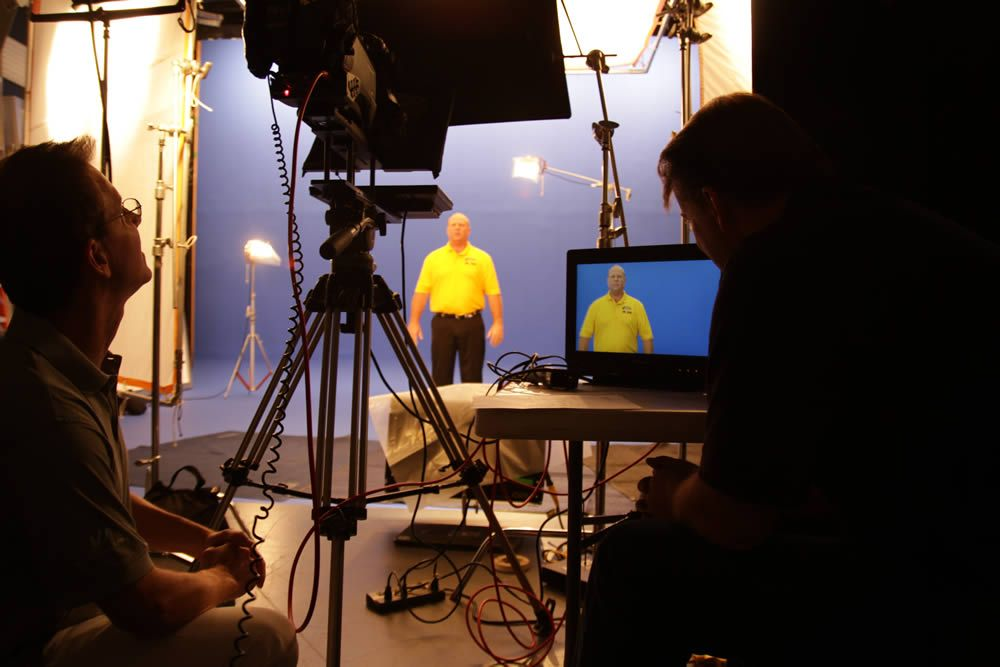 Television Production in Tampa Marches On With Everyone's Wallets Intact